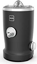 Novis Vita Juicer Black Is Back Juicer with citrus squeezer