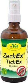cdVet ZeckEx TickEx Spray 100ml (752)