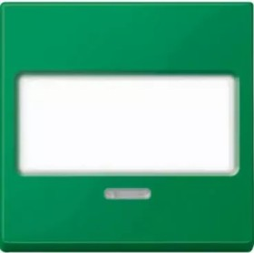 Merten System M Wippe Thermoplast brillant, grün (MEG3370-0304)