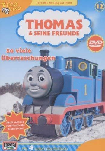 Thomas und seine Freunde 12 - So viele Überraschungen -- via Amazon Partnerprogramm