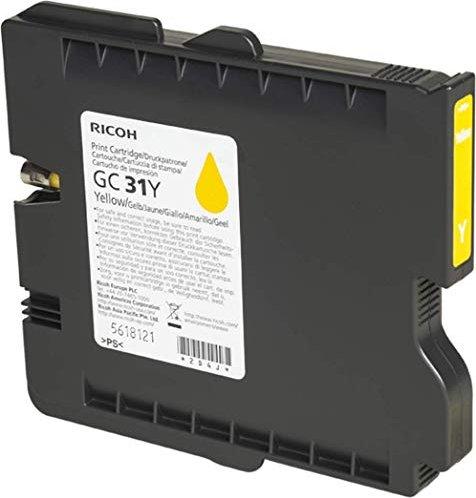Ricoh GC31Y Gel gelb (405691) -- via Amazon Partnerprogramm