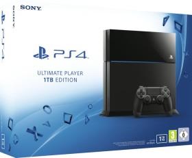 Sony PlayStation 4 - 1TB schwarz