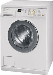Miele W 2525 WPS Softtronic Frontlader