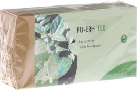 Weltecke Pu-Erh-Tee, 25 Beutel