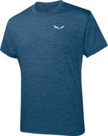 Salewa Puez Melange Dry'ton Shirt kurzarm poseidon (Herren) (0000026537-8968)