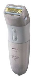Philips HP6328 Softselect Lady Shaver rechargeable battery operation
