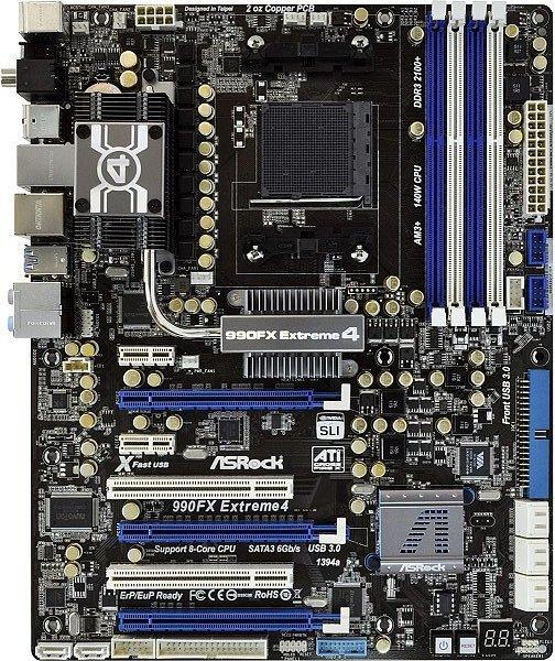 ASRock 990FX Extreme4 (90-MXGID0-A0UAYZ)
