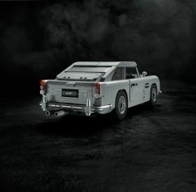 Lego Creator Expert James Bond Aston Martin Db5 Ab 118 47 2021 Preisvergleich Geizhals Deutschland