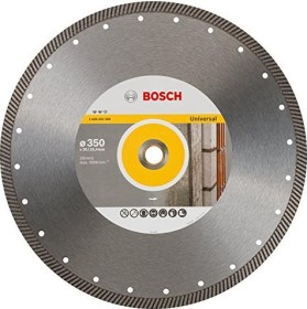 Bosch Expert for Universal Turbo Diamanttrennscheibe 350x2.2mm, 1er-Pack (2608602580)