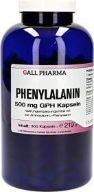 Phenylalanin 500mg GPH Kapseln, 360 Stück