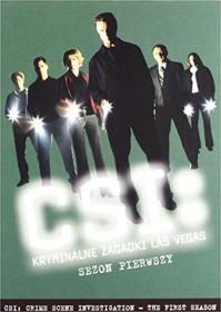 CSI Season 1 (UK)