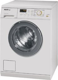Miele W2663WPS Softtronic Frontlader