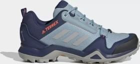 adidas Terrex AX3 GTX tech indigo/grey two/signal coral (Damen) (EF3511)