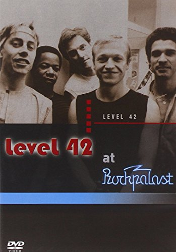 Level 42 - Live at Rockpalast -- via Amazon Partnerprogramm