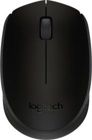 Logitech B170 Wireless Mouse schwarz, USB (910-004798)