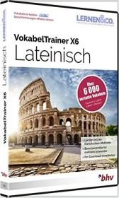 bhv VokabelTrainer X6 Latein (deutsch) (PC)