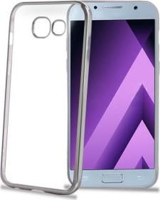 Celly Laser für Samsung Galaxy A5 (2017) silber (LASER645SV)