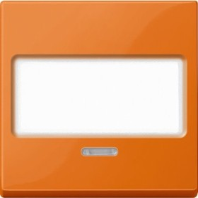 Merten System M Wippe Thermoplast brillant, orange (MEG3370-0302)