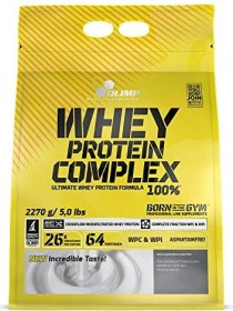 Olimp Whey Protein Complex 100% Cheesecake Lemon 2.27kg