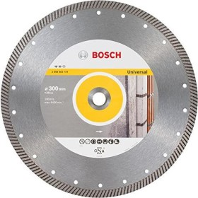 Bosch Expert for Universal Turbo Diamanttrennscheibe 300x2.2mm, 1er-Pack (2608603774)