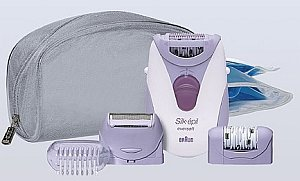 Braun 2470 Silk-epil EverSoft Easy Start Body System