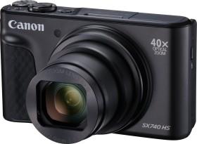 Canon PowerShot SX740 HS schwarz Travel Kit (2955C016)