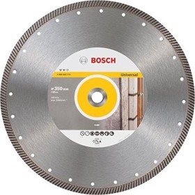 Bosch Expert for Universal Turbo Diamanttrennscheibe 350x2.2mm, 1er-Pack (2608603775)