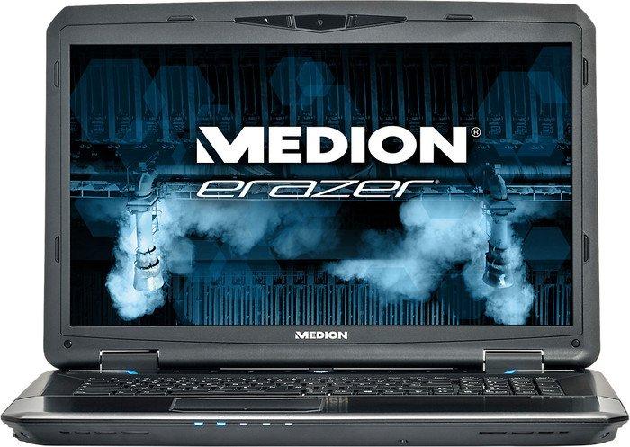 Medion Erazer X7833, Core i7-4710MQ, 16GB RAM, 1TB HDD, 128GB SSD (MD 99119)