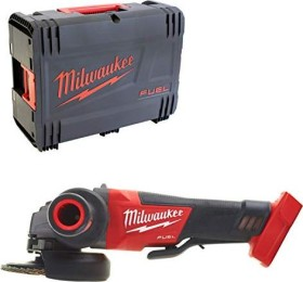 Milwaukee M18 CAG125XPDB-0X Akku-Winkelschleifer solo inkl. Koffer (4933451427)
