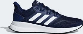 adidas Runfalcon dark blue/ftwr white/core black (Herren) (F36201)