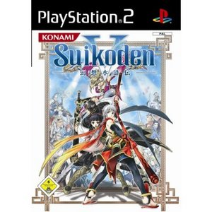 Suikoden V (German) (PS2)