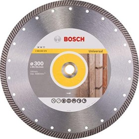 Bosch Expert for Universal Turbo Diamanttrennscheibe 300x2.2mm, 1er-Pack (2608602579)