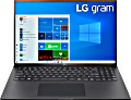 LG gram 16 schwarz (2021), Core i5-1135G7, 16GB RAM, 512GB SSD, Windows 10 Pro (16Z90P-G.AP55G)