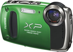 Fujifilm FinePix XP50 green (4004383)