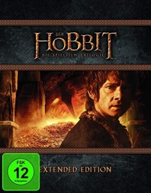 Der Hobbit Box Extended Edition (Filme 1-3) (Blu-ray)