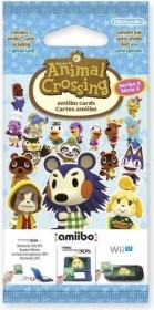 Nintendo amiibo-Karten Packung - Serie 3: Animal Crossing (Switch/WiiU/3DS)