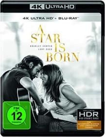 A Star is Born (4K Ultra HD)
