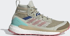 adidas Terrex Free Hiker halo green/hazy rose/acid mint (Herren) (FX4536)