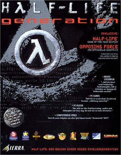 Half-Life: Generation 3 (niemiecki) (PC) -- via Amazon Partnerprogramm