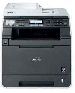 Brother MFC-9460CDN 24S/min, colour laser (MFC9460CDNZG1)