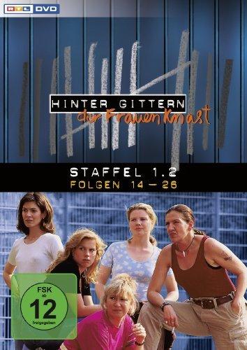 Hinter Gittern - Der Frauenknast Staffel 1.2 (Folgen 14-26) -- via Amazon Partnerprogramm