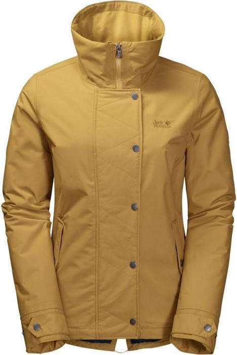 san francisco faccb 79639 Jack Wolfskin Dorset Jacke golden amber (Damen) (1109361-5205) ab € 65,83