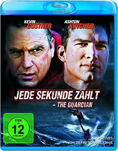 Jede Sekunde zählt - The Guardian (Blu-ray) -- via Amazon Partnerprogramm