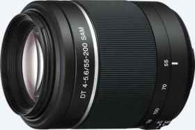 Sony 55-200mm 4.0-5.6 DT SAM black (SAL-55200-2)