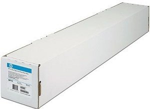"HP CH037A clear Gloss Cast Overlaminate 54"", 275g, 45.7m"