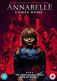 Annabelle Comes Home (DVD) (UK)