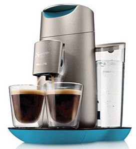 Philips HD7872/10 Senseo Twist Kaffeepadmaschine