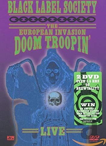 Black Label Society - The European Invasion Doom Troopin' -- via Amazon Partnerprogramm