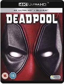 Deadpool (4K Ultra HD) (UK)