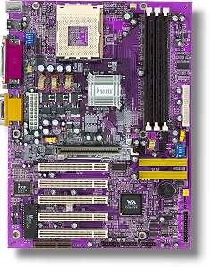 Soltek SL-75DRV5, KT333 (PC-2700 DDR)